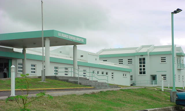 Joseph N. France General Hospital, St. Kitts