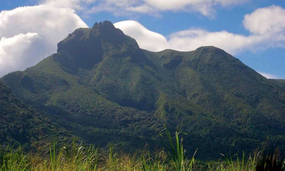 Mount Liamuiga (formerly Mount Misery), St. Kitts